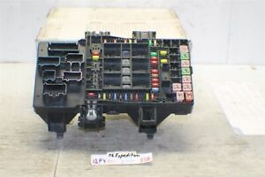 2006 Expedition Interior Fuse Relay Box Block 6l1t14a067aa Oem 550 12p4 bx1