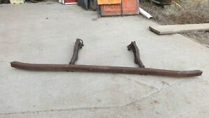 1909 1925 Model T Ford Front Bumper W Brackets Original Vintage Accessory