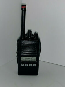 Vertex Standard Vx 354 g7 Uhf Portable Two way Radio W stubby Antenna