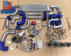 Turbo Kit With Manifold High Performance For 1989 1999 Eagle Talon 4g63t