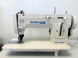 Sewline New 146 9 Walking Foot 9 Zig Zag Extras Industrial Sewing Machine