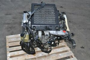 2007 2012 Mazda Cx 7 2 3l Turbo Engine Assembly
