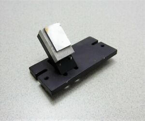Microscope Mirror Optical Assembly Mount Plate