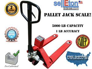 Op 918 3300 Ntep Pallet Jack Scale 3 300 Lb Heavy Duty Legal For Trade