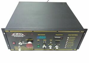 Cutting Edge Optronics 2800 Cw Diode Laser Controller