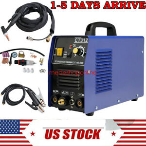New Pro Ct312 Tig mma cut 3in1 Air Plasma Cutter Welder Welding Machine torches