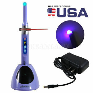 Violet Dental I Led Curing Light 1 Second 1s Cure Lamp 2300mw c Woodpecker Type