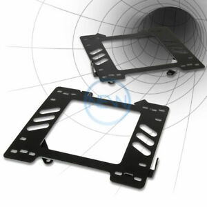 Durable L r Racing Seat Mounting Adapter bracket For Ford Mustang Sn 95 99 04