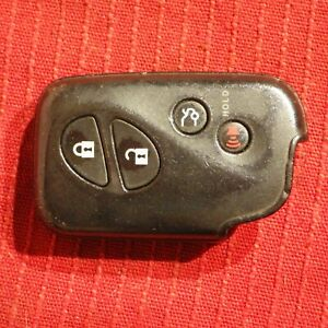 Lexus Is250 Ignition Smart Key Fob Remote Oem Is350 2009 2010 2011