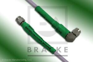 18 Ghz Ultra Precision Sma Male To Sma Male Right Angle Cable 30 Bm95021 30