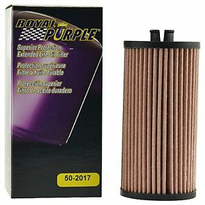 Royal Purple 50 2017 Extended Life Premium Oil Filter