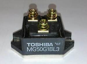 Toshiba Mg50g1bl3 Power Transistor 50 Amp 600 Volts Free Shipping In The Usa