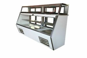 Cooltech Refrigerated 7 11 Style Deli Meat Case 84