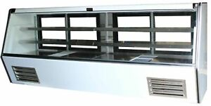 Cooltech Refrigerated High Deli Meat Display Case 117