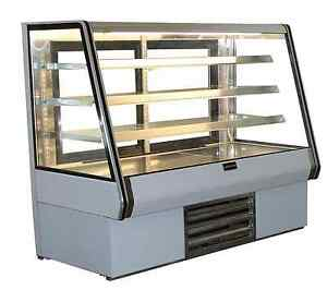 Cooltech Refrigerated High Bakery Display Case 72