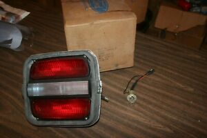 Nos 1969 Torino Fairlane Cobra Tail Light Assembly Complete With Hardware