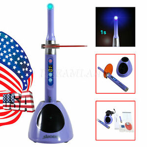 Sandent Dental I Led Curing Light 1 Second 1s Cure Lamp 2300mw c Fit Woodpecker