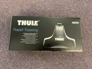 Thule 480r Rapid Traverse Roof Rack Mount Kit Set Of 4 Brand New In Box