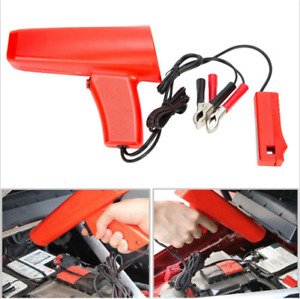 New Professional Car Inductive Timing Light Tester Engine Ignition Tester Gun Us