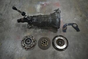 Jdm Toyota W58 5 Speed Manual Transmission Jzz30 Supra Soarer Oem