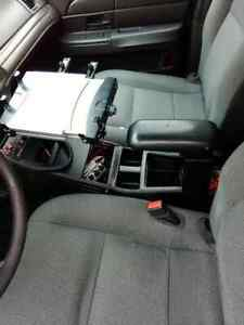Jotto Desk Consolidator Center Console Fits 1992 To 2011 Ford Crown Victoria