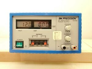 Nice Bk Precision 1670a Dc Regulated Power Supply