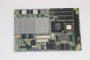 1pc Used Emcore v611 Embedded Industrial Motherboard