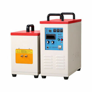 15kw 220v High Frequency Induction Heater Furnace Aluminum Alloy Melting Welding