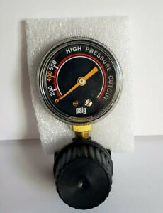 Key For Compressed Air with New Gauge