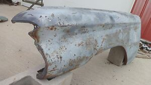 1959 Chevy Left Front Fender Original