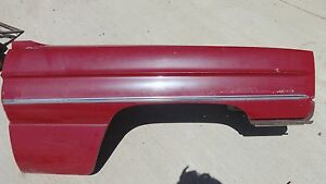 1962 Olds Dynamic 88 Right Front Fender