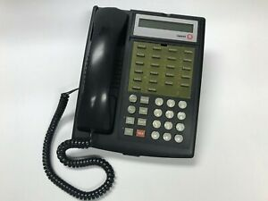 Avaya Lucent Partner 18d Telephone Black Series 1