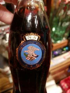 1997 Coca Cola Bottle FBI National Academy COKE Extremely Limited Edition-RARE!