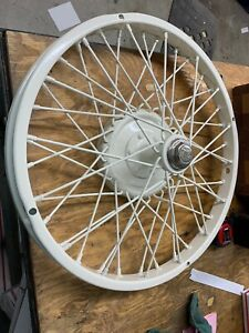Model T Ford Hayes 30 X 3 1 2 Wire Wheels Respoked And Powdercoated Set