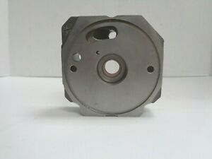 Alcatel Adixen 52573 Center Plate For 2004a 2008a And 2012a