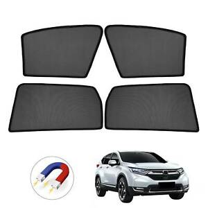 4pcs Car Window Sun Shades Side Sun Visors For Honda Cr v 2018 2019
