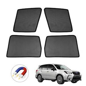 Car Window Sun Shades Side Sun Visor For Subaru Forester 2015 2016 2017 2018