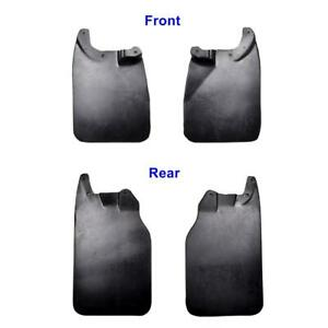 Splash Guard Rubber Mud Flaps Front Rear Fit For Toyota Hilux 4wd Truck 1998 04