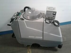 Boss 2000b Commercial industrial Carpet Extractor floor Machine Only 27 4 Hrs