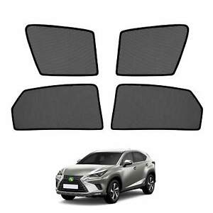 Car Window Sun Shades Side Sun Visor For Lexus Nx200 nx300 2015 2016 2017 2019