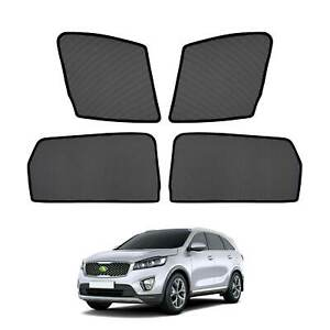 Car Window Sun Shades Side Sun Visor For Kia Sorento 2016 2017 2018 2019