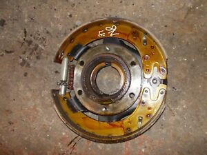 Ford 8n Tractor Original Inner Brake Assembly W Springs Band L