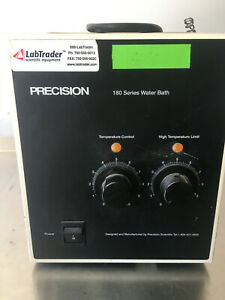 Lab Water Bath Precision 180 Series Water Bath 51220064 missing Cover
