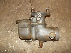 Unstyled Allis Chalmers Wc Tractor Carburetor Assembly Ac