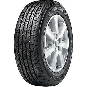 Dunlop Signature Ii 215 60r17 96t Bsw 1 Tires