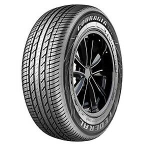 Federal Couragia Xuv P255 60r17xl 110v Bsw 4 Tires