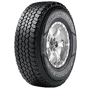 Goodyear Wrangler All terrain Adventure With Kevlar 255 70r17 112t Wl 2 Tires