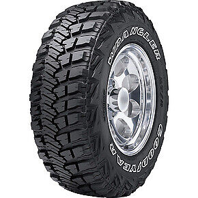 Goodyear Wrangler Mt r With Kevlar Lt265 70r17 E 10pr Bsw 2 Tires