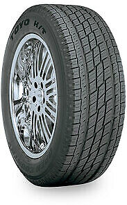Toyo Open Country H T P245 75r16 109s Wl 1 Tires