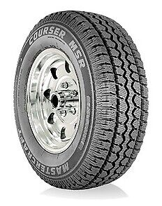 Mastercraft Courser Msr 235 75r16 108s Bsw 4 Tires